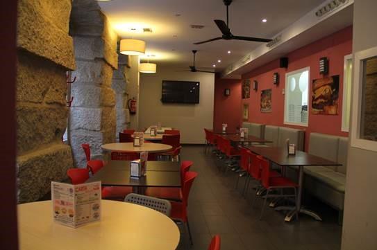 Zona Malasaña – Se traspasa restaurante de 160m2