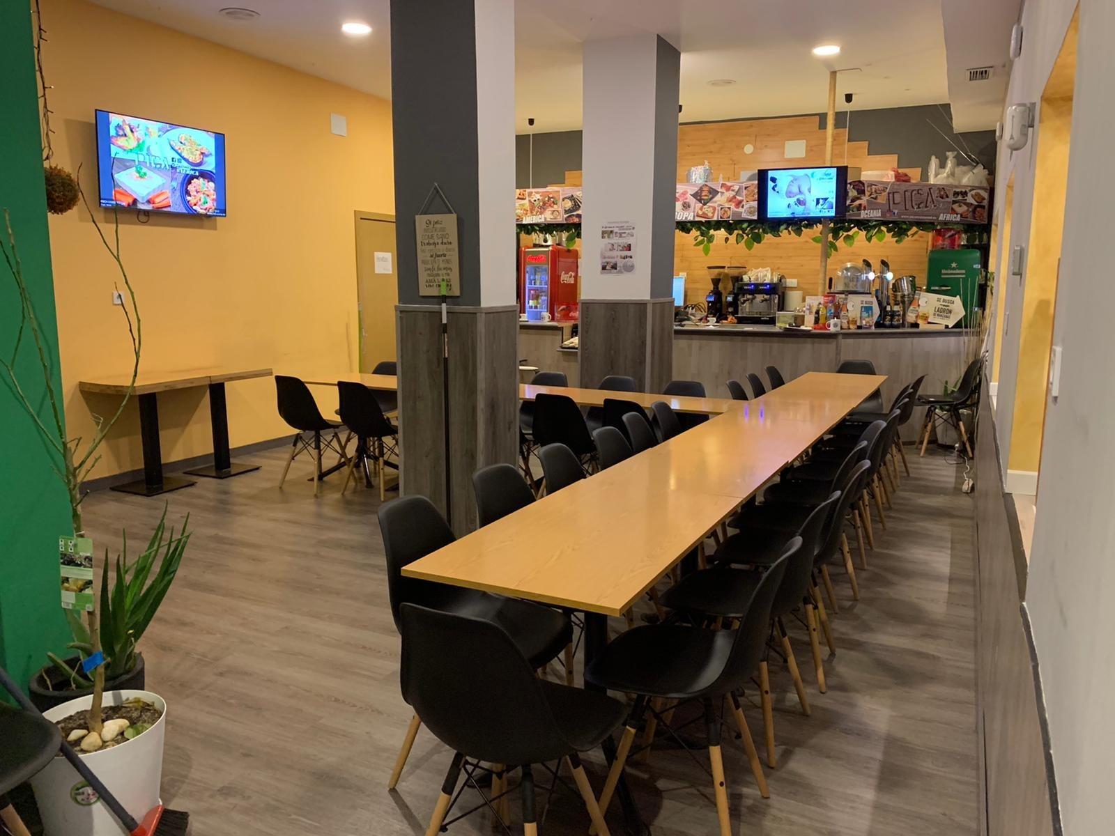 Zona Tetúan – Se Traspasa Bar/Restaurante 100 m2