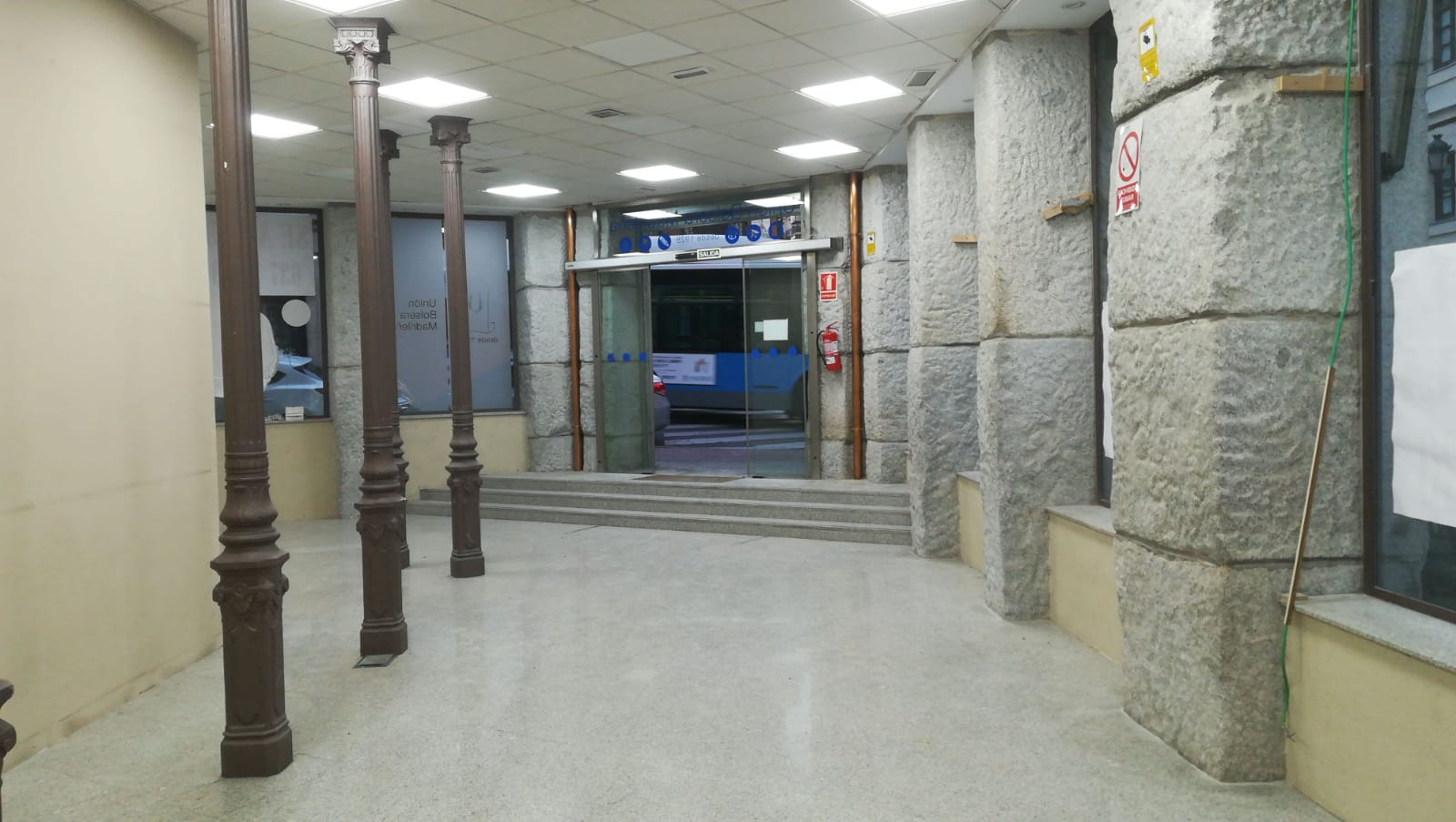 Zona Centro – Se alquila local de 500 m2